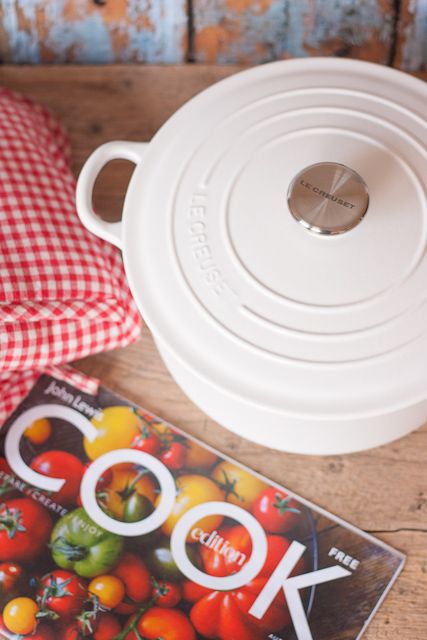 Le Creuset and John Lewis Cook Edition_