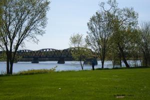 St John River Fredericton, New Brunswick, Canada