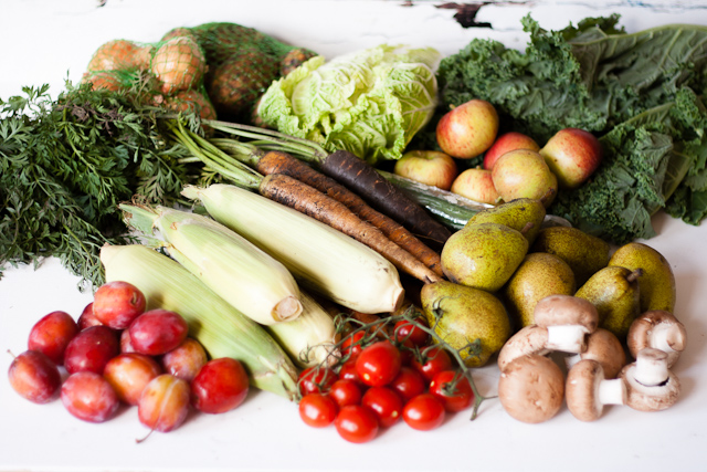 Wholegood Uber Fruit and Vegetable Box