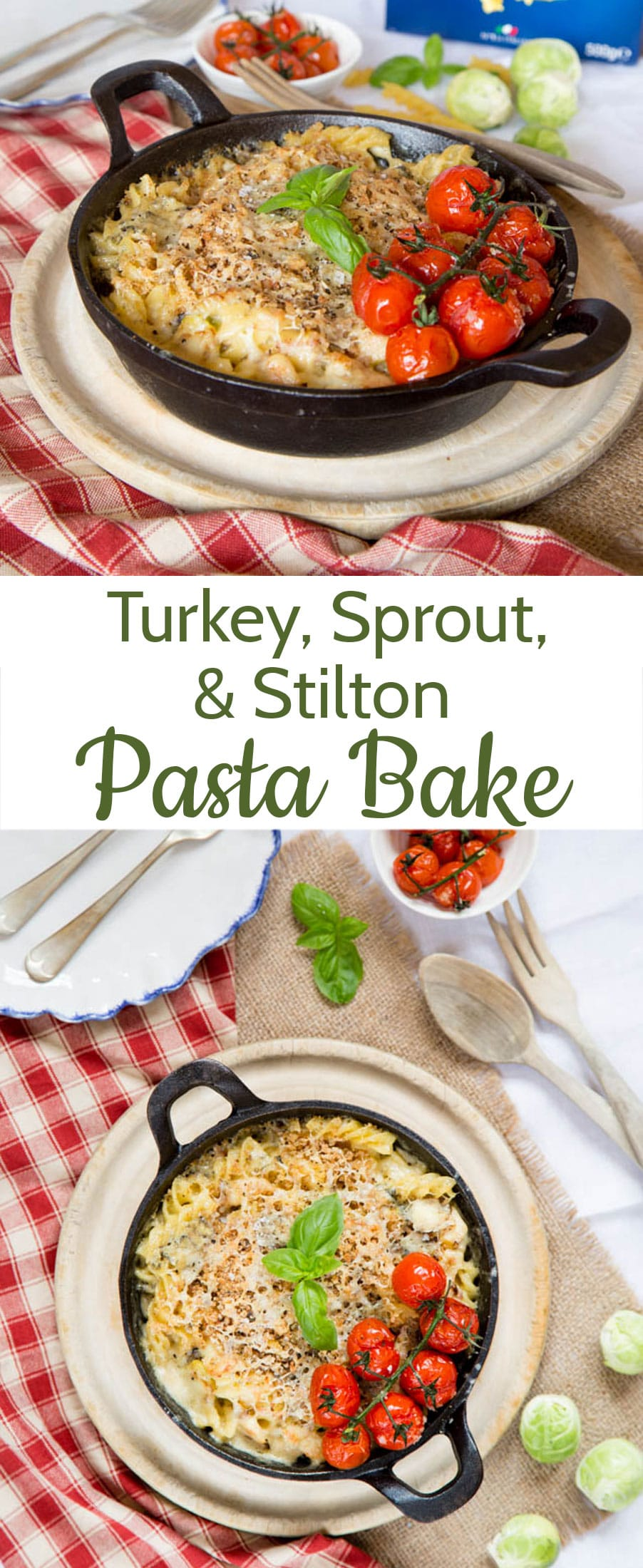 Turkey Spaghetti Bake Recipe — Dishmaps