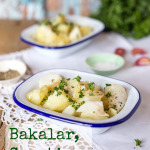 Bakalar a Croatian Cod Stew - captioned