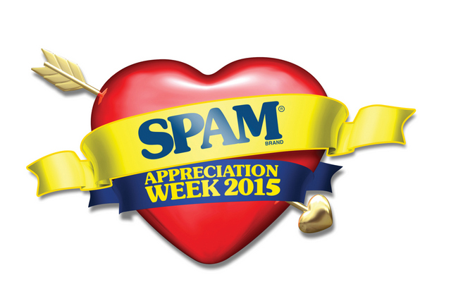 Spam appreciation week logo