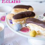 Recipe: Banoffee Éclairs (from the John Lewis Cook Edition)