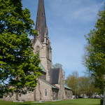 Christ Church Cathedral, Fredericton, New Brunswick, Canada