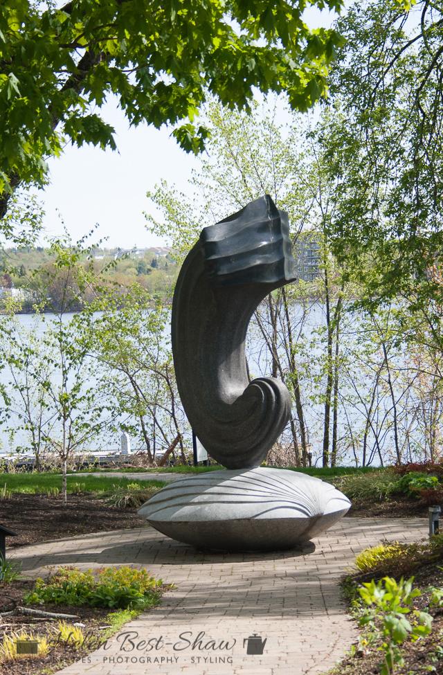 Sculpture Garden Fredericton, New Brunswick, Canada