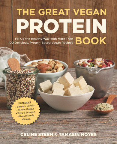 The Great Vegan Protein Book