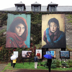 Festival PhotoIconic Steve McCurry Images at the Festival Photo at La Garcilly