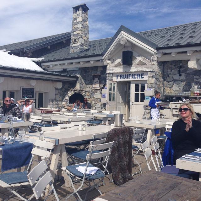 Mountain restaurant Val d isere