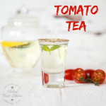 "This unusual ""tea"" is richly flavoured with tomato"