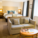 Beautifully comfortable rooms at the Amba Hotel Charing Cross
