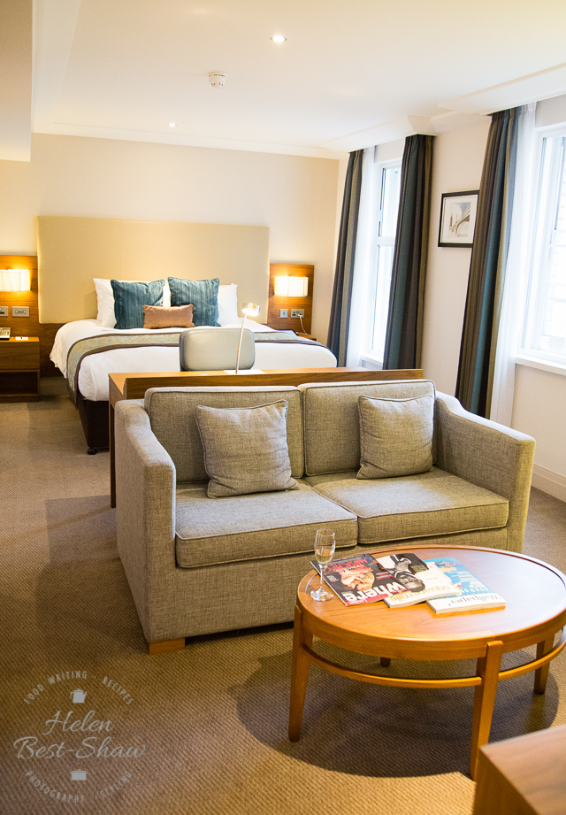 A detailed review of the beautifully comfortable rooms at the Amba Hotel Charing Cross
