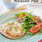 A easy recipe for a delicious, lighter and healthier smoked mackerel pâté
