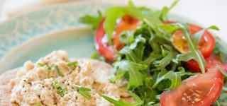 A easy recipe for a delicious, lighter and healthier smoked mackerel pâté