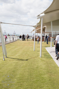 Lawn Club on Celebrity Eclipse
