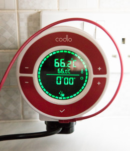Sous Vide cooking made affordable with the easy to use Codlo