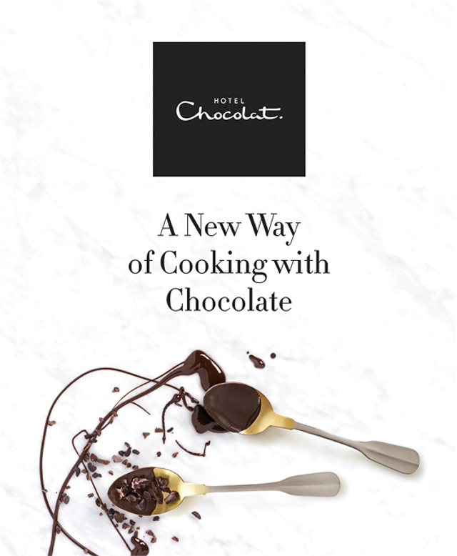 Hotel Chocolate A new way of cooking with chocolate