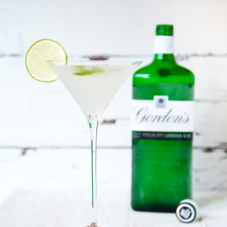 Recipe: Elderflower & Coconut Gin Martini