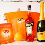 Aperol Spritz - a perfect Italian summer drink