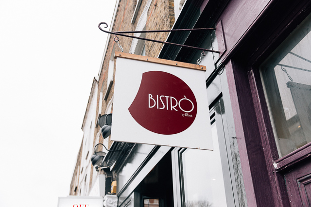 Image courtesy of Bistro By Shot