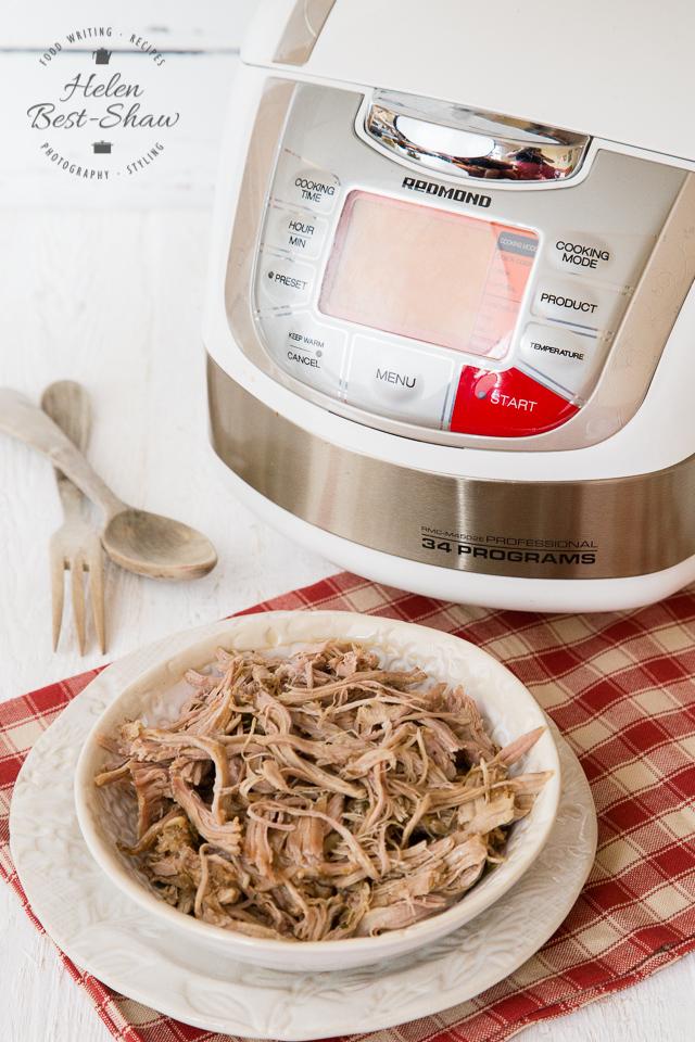 Multi Cooker & Slow cooker REDMOND RMC-M90E
