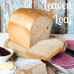 Recipe: A loaf to use up leftover sourdough leaven