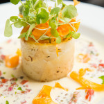 Butternut Rotolo at The Gate, Hammersmith, London