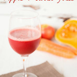 Recipe: Cranberry, Squash, Apple & Carrot Juice