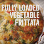Recipe: Fully Loaded Vegetable Frittata