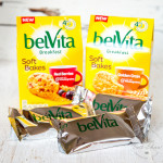 belVita Soft Bakes - ideal for breakfast on the go.
