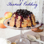 Recipe: Blackcurrant & Apple Steamed Pudding