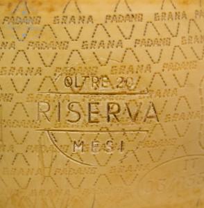 Reserva Grana Padano PDO