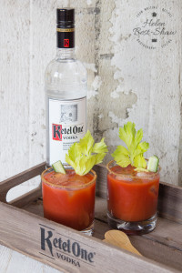 The classic Bloody Mary - perfect for brunch