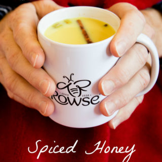 Recipe: Spiced Turmeric Milk with Manuka Honey