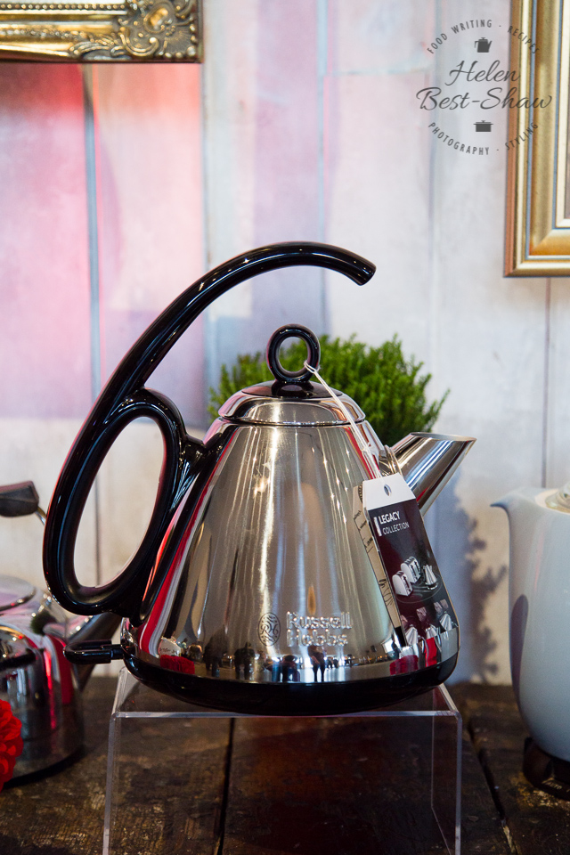 The new Russell Hobbs Legacy Collection Kettle