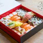 Sushi Shop London Box - excellent innovative sushi