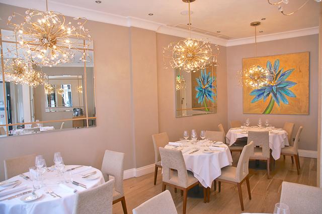 Aladino's Restaurant Kensington Church Street