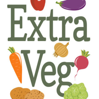 #ExtraVeg – March 2016 – Blogging Challenge and Linky Party
