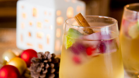 gin appletiser a refreshing christmas cocktail fuss free flavours