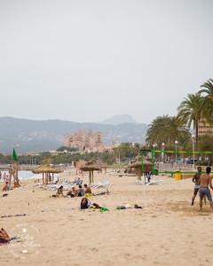 Palma de Mallorca - Beach