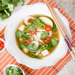 Recipe: Rehydrating Skinny Miso Noodle Soup