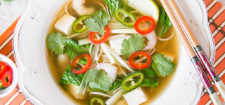An easy recipe for miso soup that is packed with flavour and veggies as well as being rehydrating.