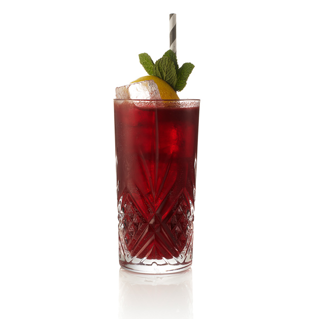 A deliciously savory cocktail representing the hidden gems of Soho, from your new favorite cocktail bar to the independent record shop from sophisticated restaurant to incomparable live music venues