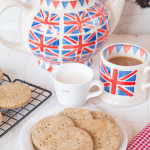 Tea and a digestive biscuit is a British classic - why not try these tea flavoured digestive biscuits?