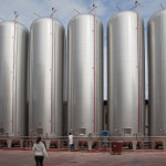 The story behind Prosecco Superiore CV DOCG - the tanks