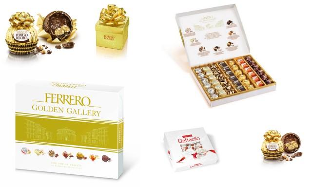 Ferrero Chocolates Prize