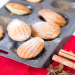 Recipe: Spiced Madeleines