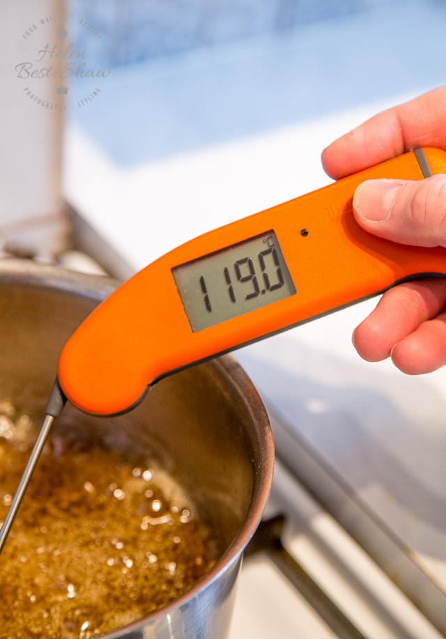 The Thermapen - the ideal tool for candy making