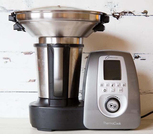 Optimum Thermocook review - Potentially an excellent machine but needs refining.