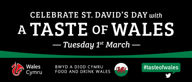 Taste of Wales St Davids Day