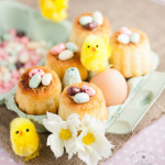 Jelly Bean Easter Nests